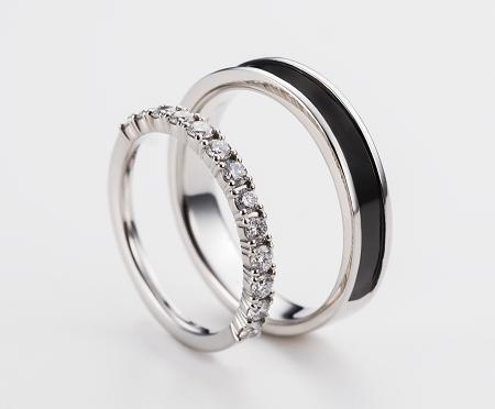 DOUBLE STANDARD CLOTHIN【ダブスタ】の婚約指輪&結婚指輪をご紹介♥