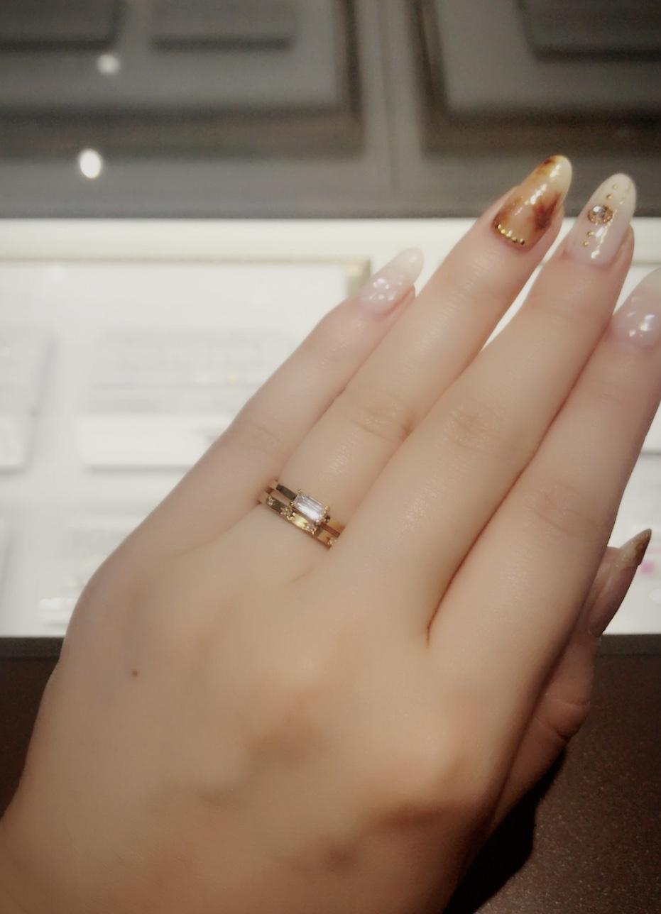 婚約指輪 ルシエ パレ