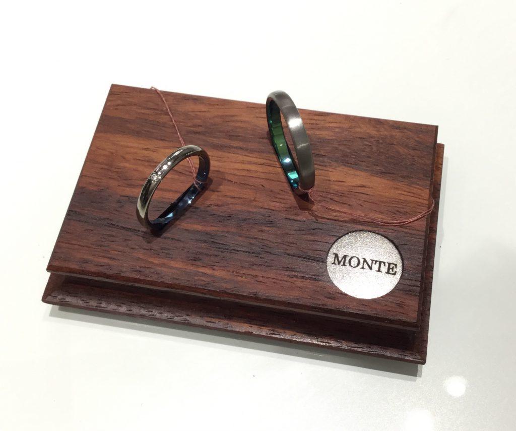SORA ソラ 結婚指輪 モンテ
