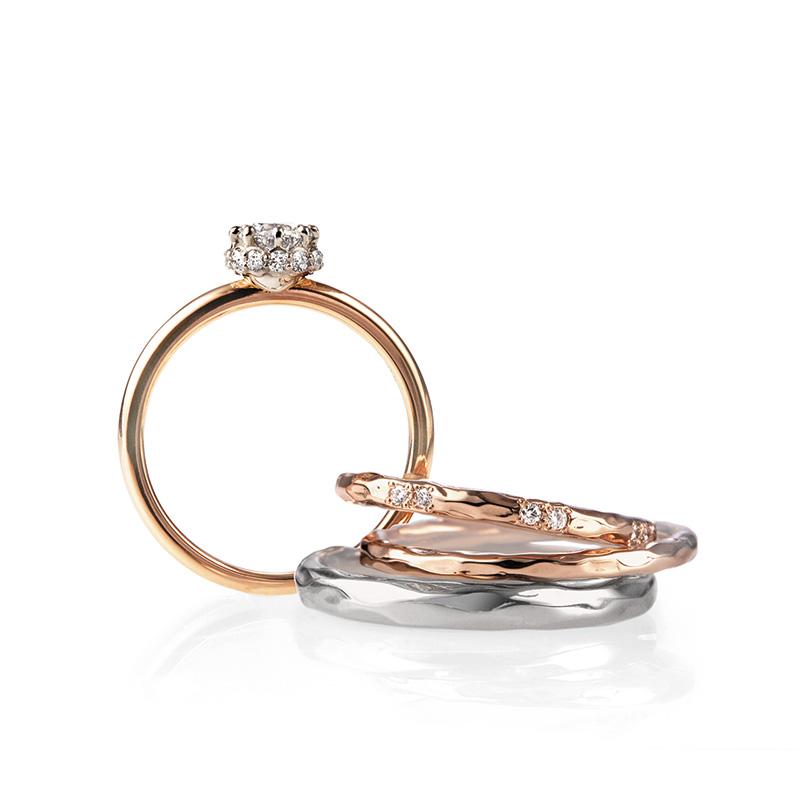 ルシエ 結婚指輪 ブランシュ