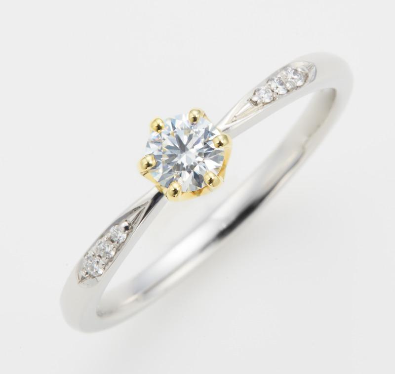 ベルギーダイヤの婚約指輪💍一真堂 新潟万代店