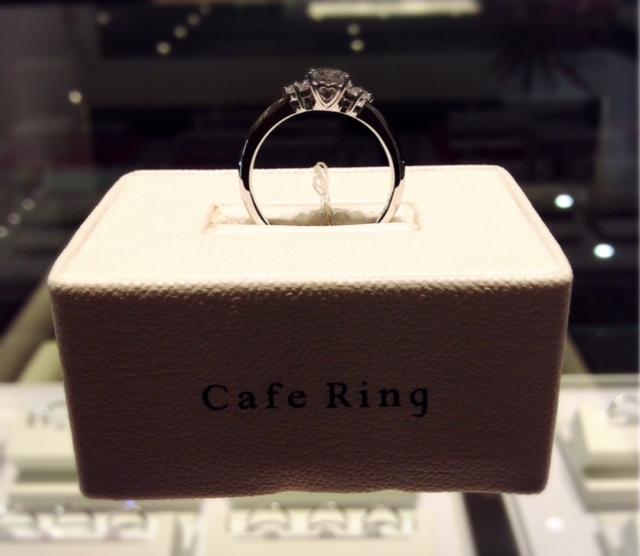 Cafe Ring のサイドデザイン♡