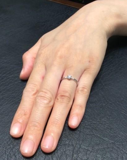 ラザール ダイヤモンド に一目惚れ♡