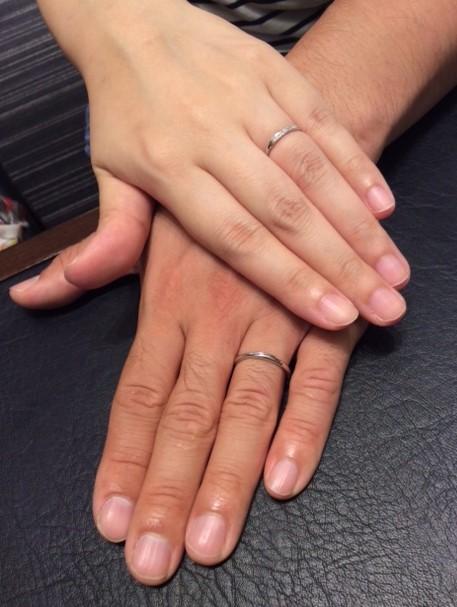 N様&M様、ご結婚おめでとうございます!!