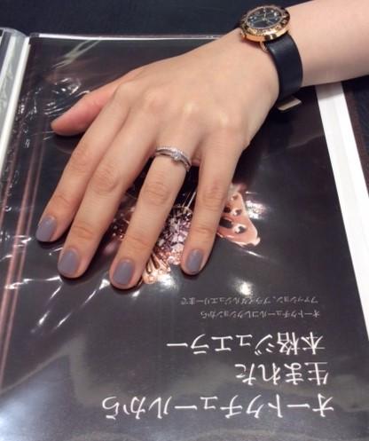 LUCIEのご婚約指輪・ご結婚指輪『ノーブル&コロル』