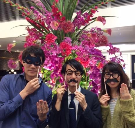 俄 の『初桜』の婚約指輪・結婚指輪(新潟市 / S様・N様)