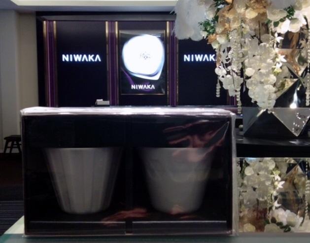 俄(にわか)のご成約特典はほのかカップ 一真堂桜木インター店でXmasブライダルフェア開催中