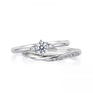 LUCIE(ルシエ)婚約指輪 セリーン画像