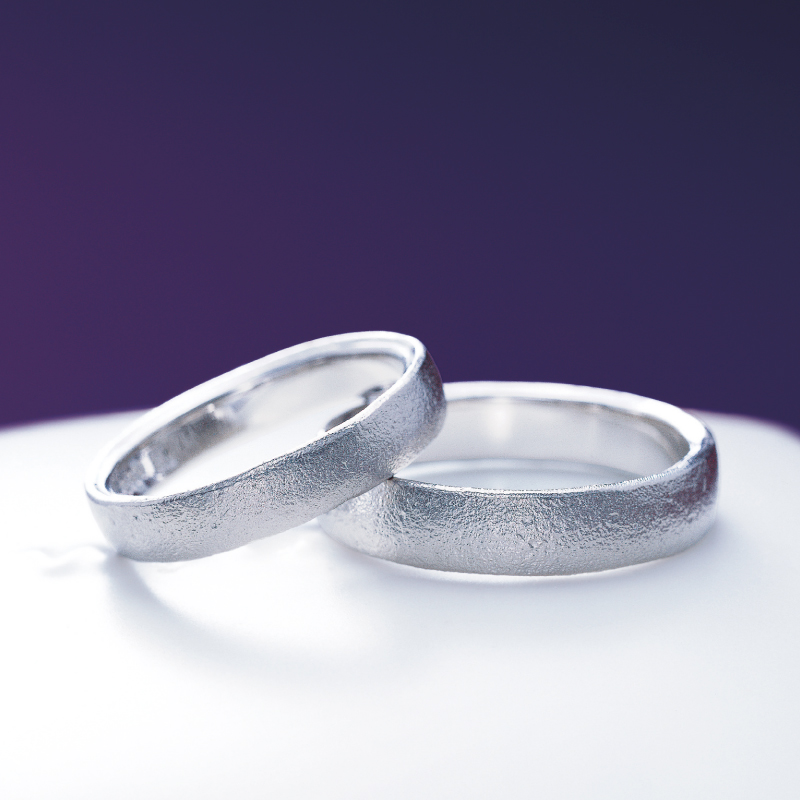 俄(にわか)NIWAKA 結婚指輪 長次郎(ちょうじろう)