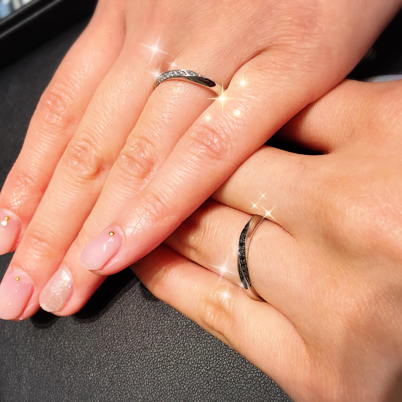 新潟県内唯一のお取扱い ポンテヴェキオの結婚指輪をご紹介☺💕