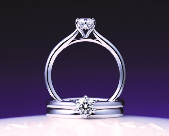 婚約指輪💍俄(にわか)の新たなモデル③『ことほぎ』