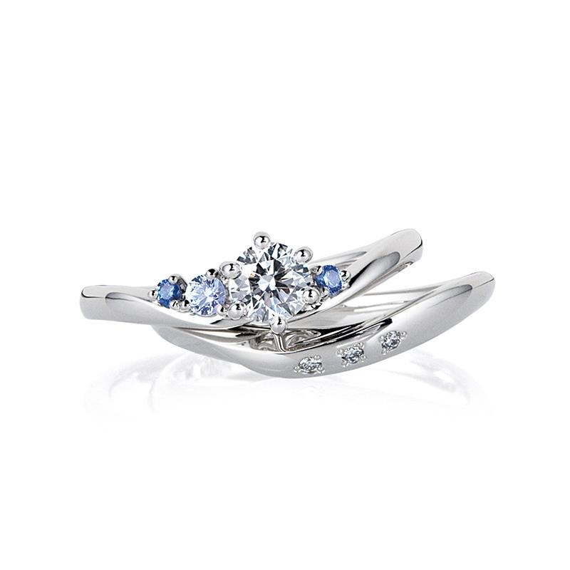婚約指輪 エンゲージリング ルシエ ドルフィン