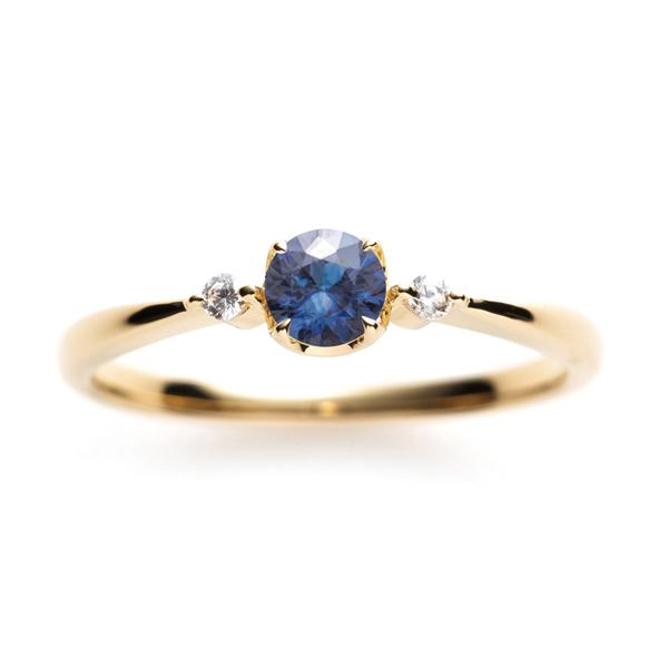 万代店おすすめ❤️カラーストーンのご婚約指輪