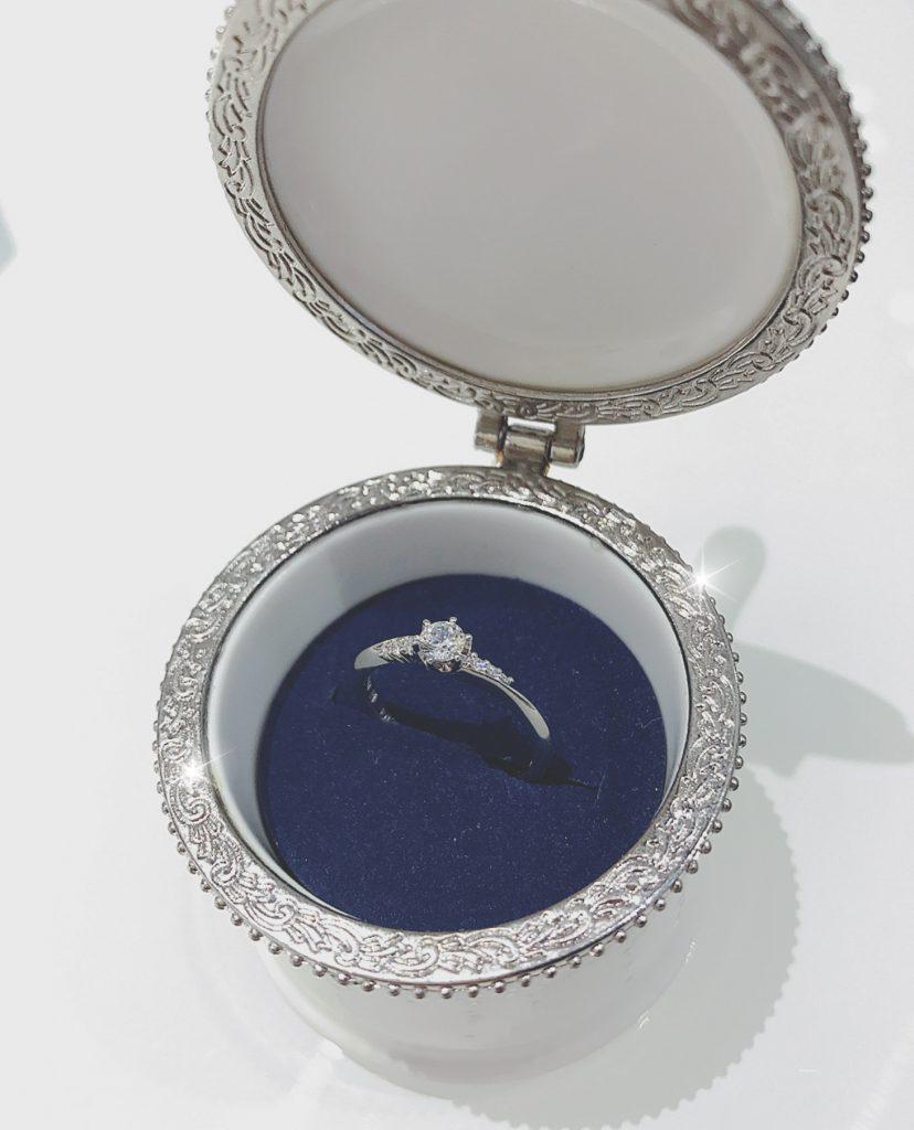 婚約指輪 シンデレラ ディズニー
