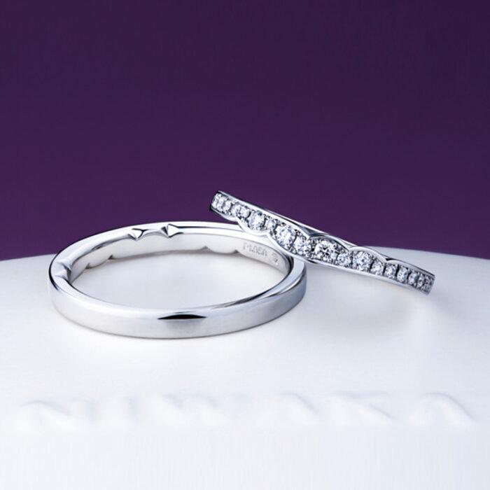 俄 花麗  結婚指輪