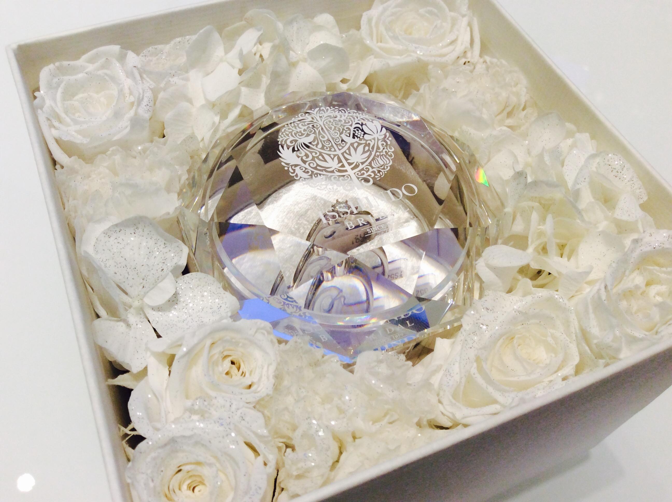 クリスマス限定🎅🎄一真堂ピンクダイヤモンド婚約指輪💘
