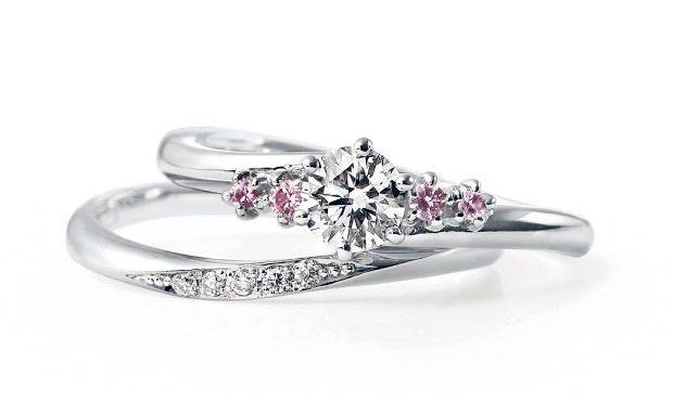 ルシエ LUCIE 婚約指輪 エンゲージリング 結婚指輪 マリッジリング