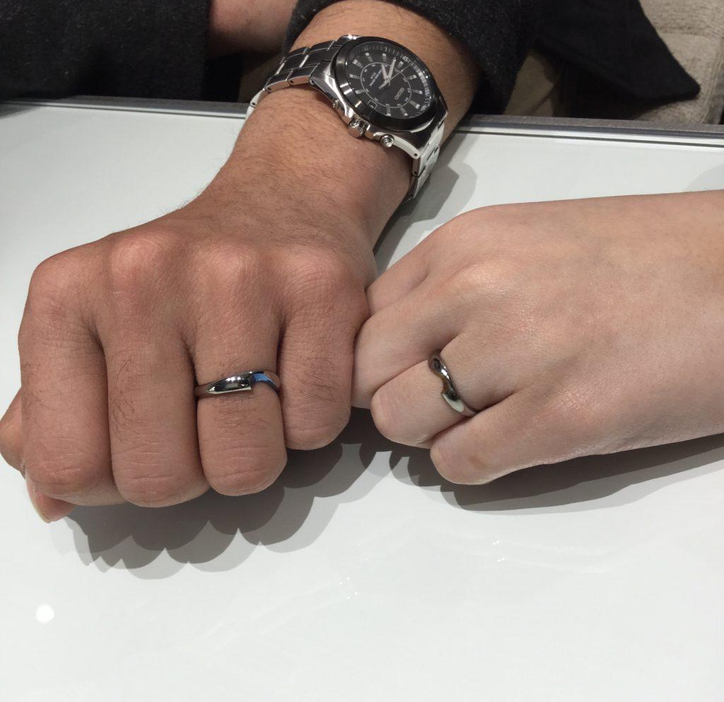 ソラ SORA 結婚指輪 カラフル