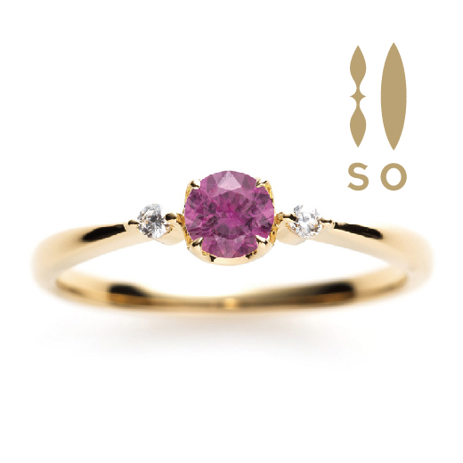 ダイアモンド以外の婚約指輪をお探しの方におすすめの色石をつかった婚約指輪💍
