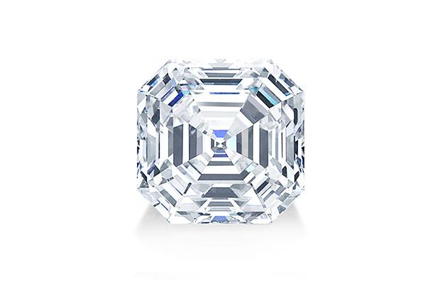 ロイヤルアッシャーカット ダイヤモンド