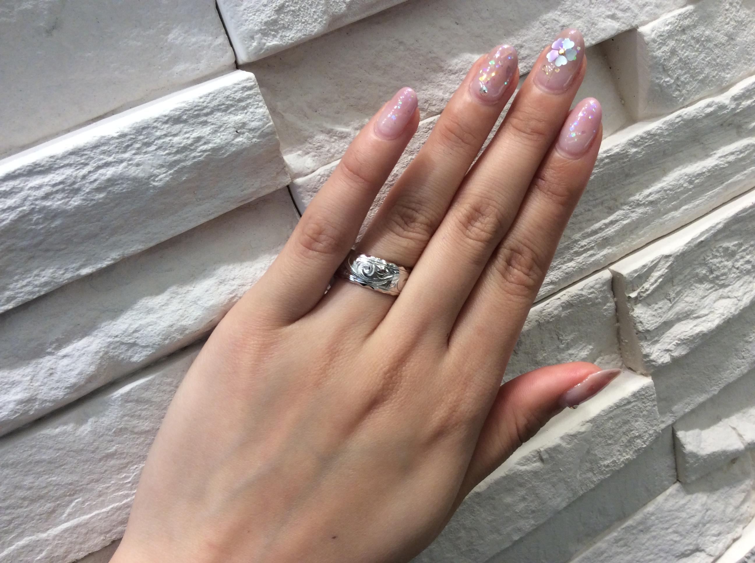 🌴結婚指輪をハワイアンジュエリーでお探しなら…Maxi🌴🌺