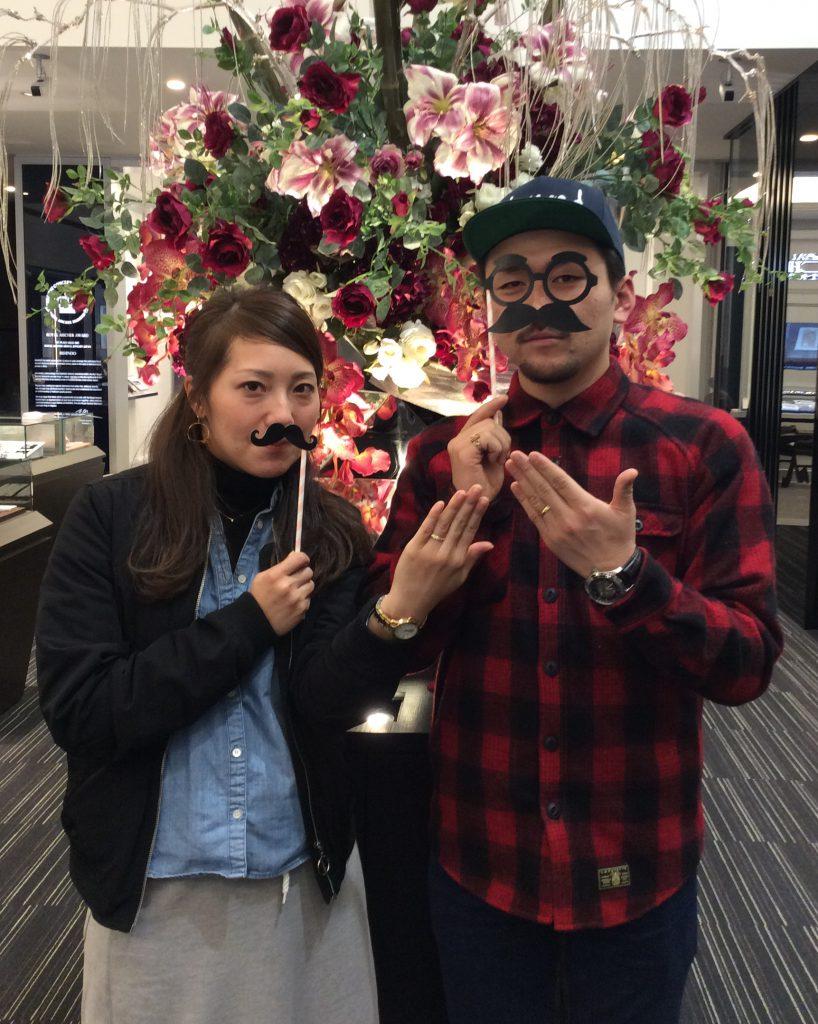 ハワイアンジュエリーMaxi -マキシ- のご結婚指輪をご成約🌺(新潟市西区/N様ご夫婦様)