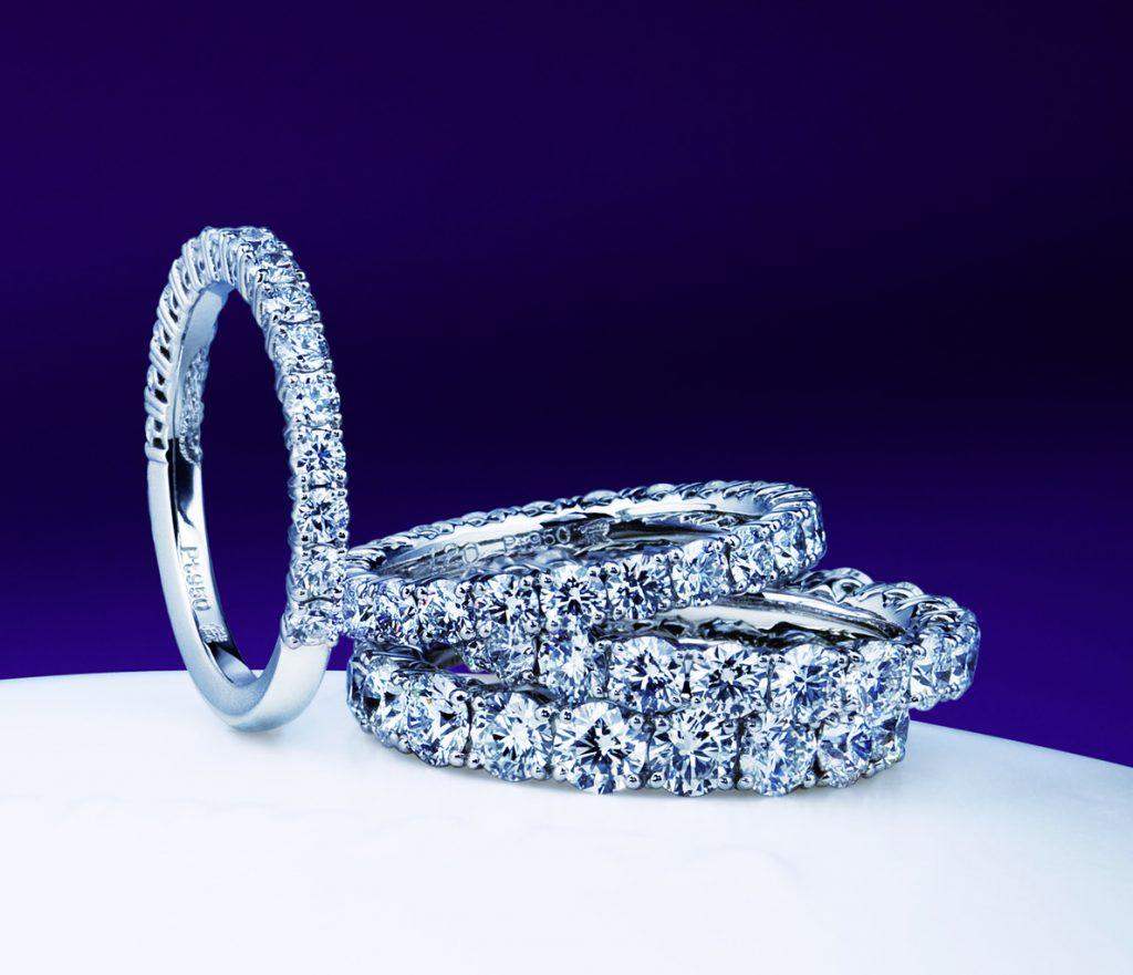 俄 婚約指輪 結婚指輪 画像