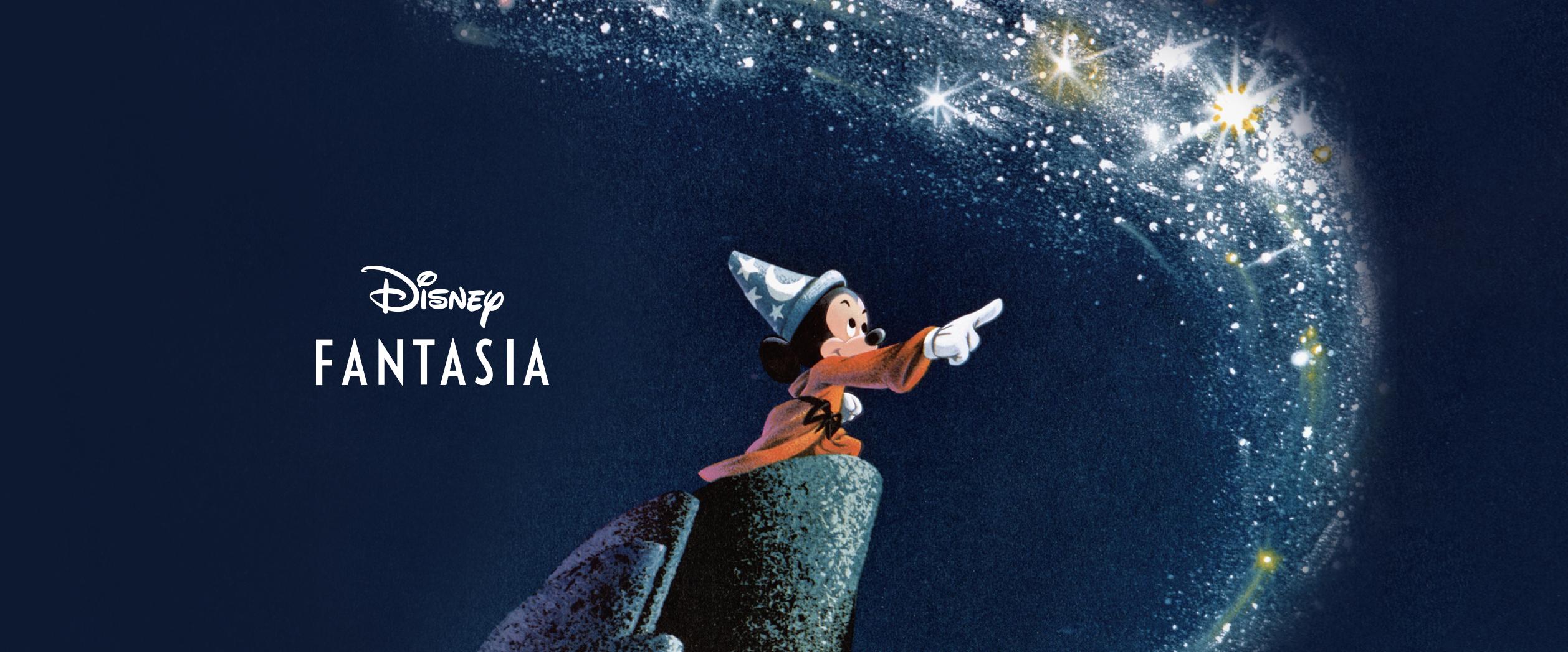 ディズニー『ファンタジア』の結婚指輪で煌めく特別感