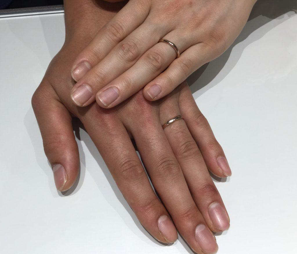 ルシエ アリア 結婚指輪