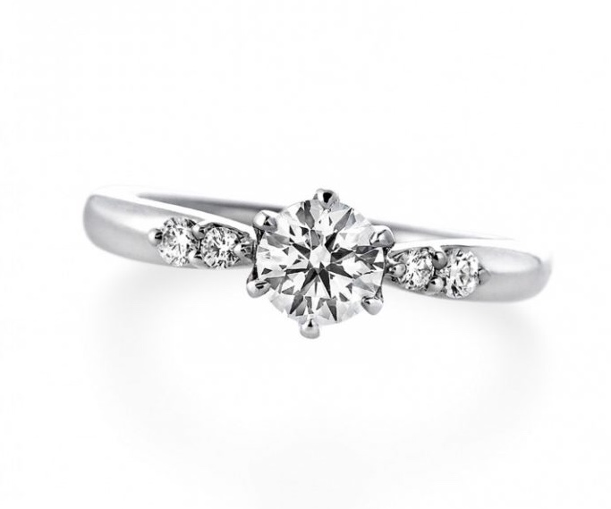 婚約指輪 ラザールダイヤモンド エンゲージリング
