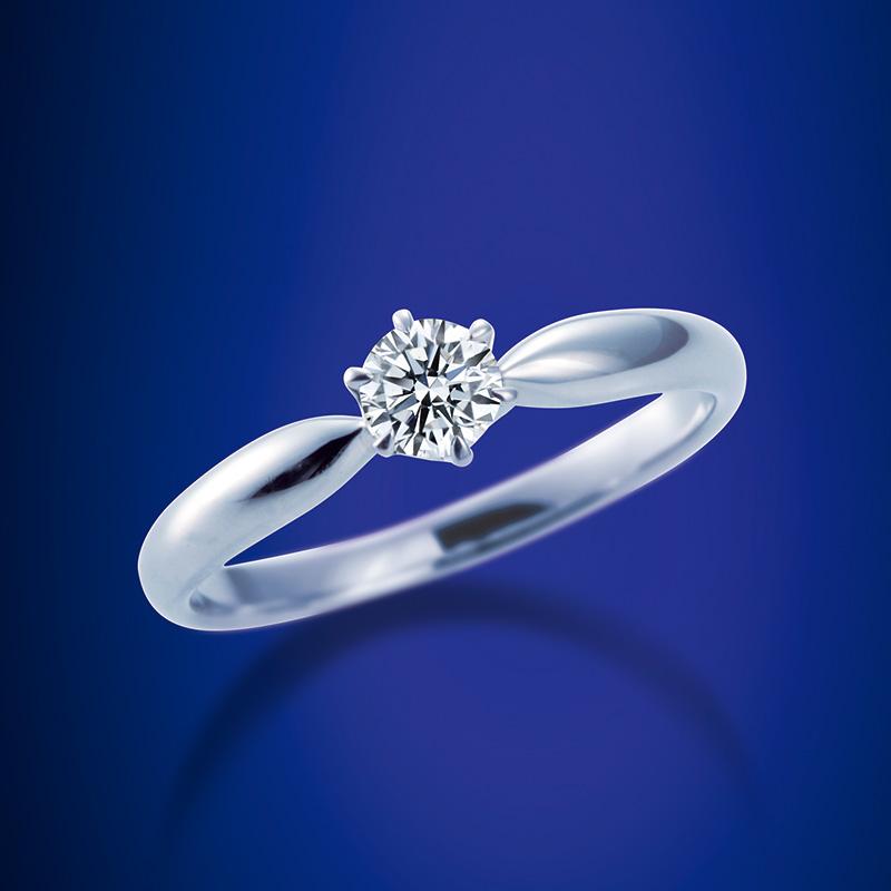 婚約指輪 ダイヤモンド ロイヤルアッシャー