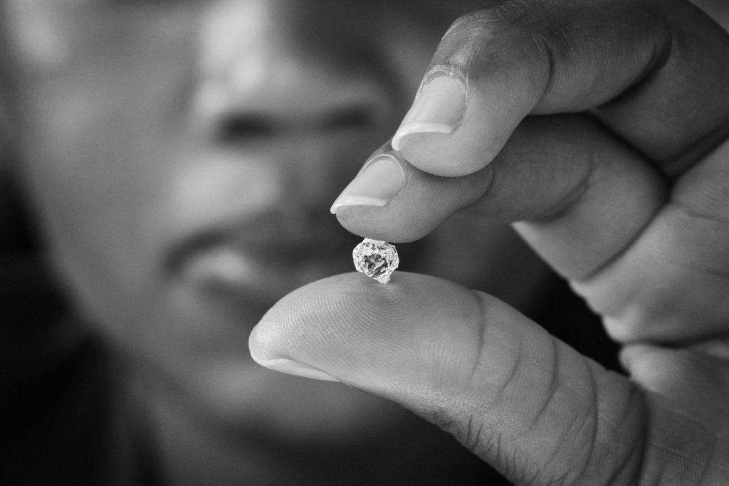 フォーエバーマーク ダイヤモンド原石