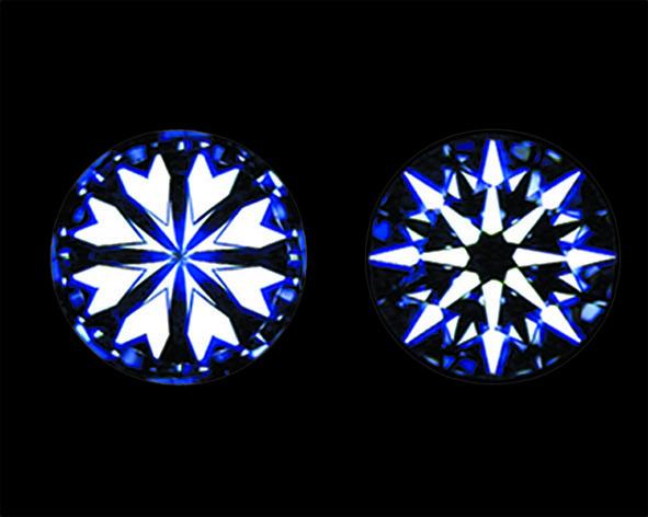 ハート&キューピッド 俄(にわか)NIAWAKAダイヤモンド