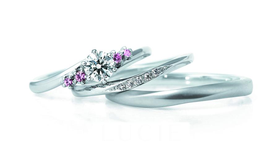 ルシエ/LUCIE 婚約指輪テンダー・結婚指輪リファージュ