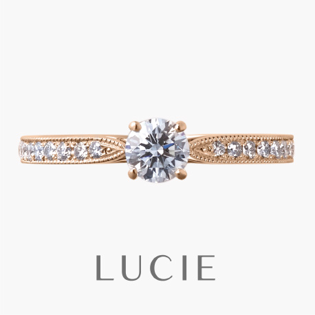 ルシエ婚約指輪パルファン