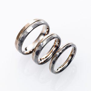 フィッシャー結婚指輪(マリッジリング)