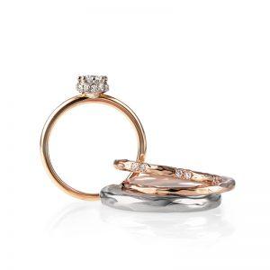 LUCIE(ルシエ)結婚指輪 ブランシュ画像