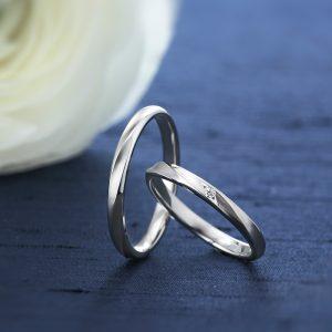 ロイヤルアッシャー結婚指輪(マリッジリング) WRA033画像