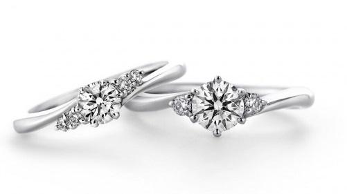 50万 婚約指輪 エンゲージリング
