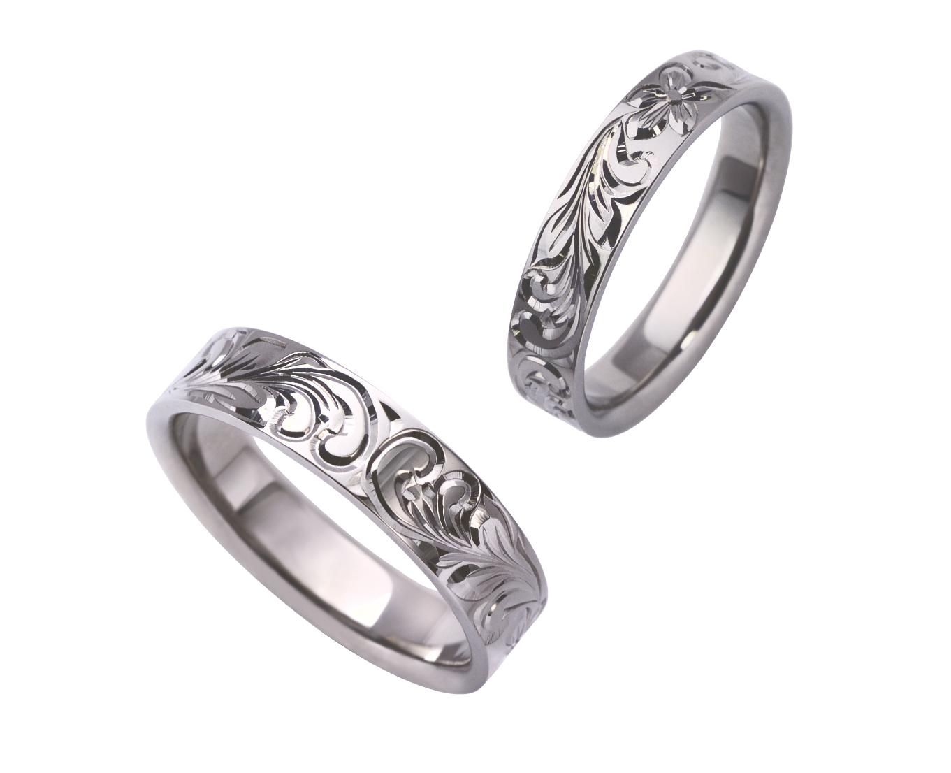 ハワイアンジュエリーの結婚指輪|プラチナで作るなら断然「イモータル」
