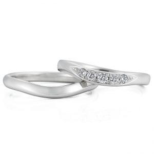 ロイヤルアッシャー結婚指輪 WRA028・WRB046画像
