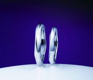 俄 (にわか)結婚指輪(マリッジリング) 由良(ゆら)画像