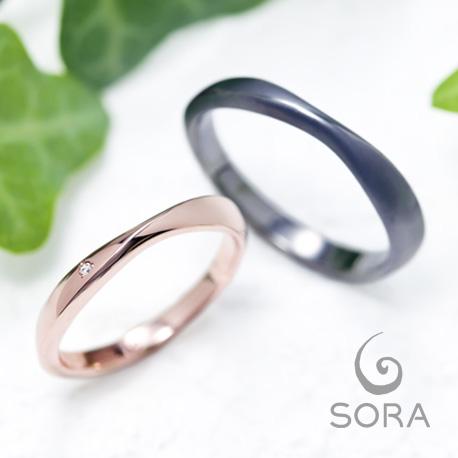 SORA ソラ コトー 結婚指輪