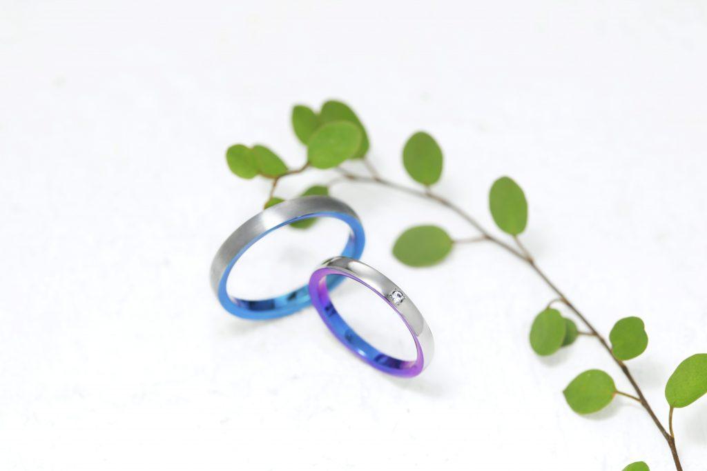 SORAの結婚指輪 ヌーボラ