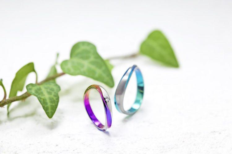 SORA(ソラ)の結婚指輪「ガンガ」