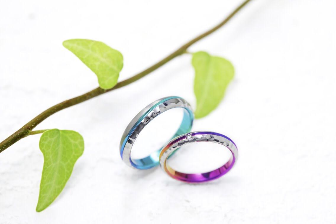 SORA ソラ コースト 結婚指輪