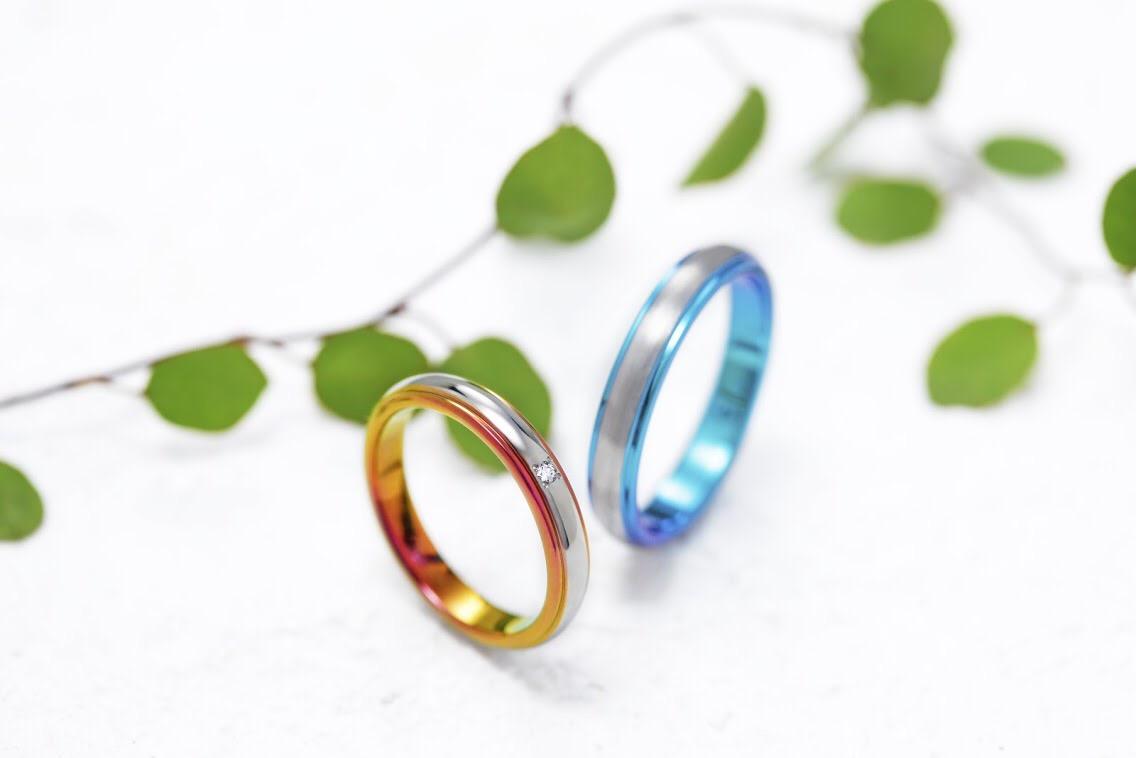 SORA ソラ ドーム 結婚指輪