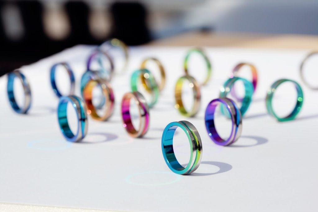 今話題のSORAの結婚指輪