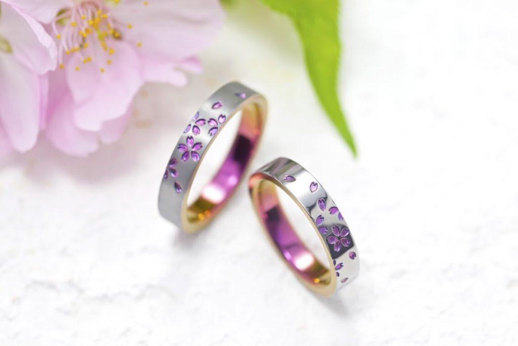 SORA ソラ 舞桜 結婚指輪