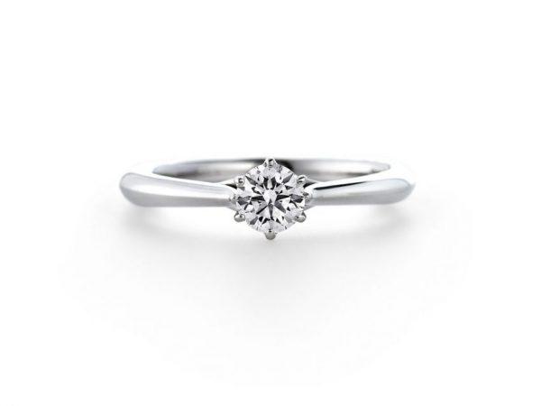 ラザールダイヤモンドの婚約指輪「マチルダ」